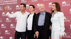 """""""Wałęsa"""" w Wenecji: twórcy filmu spotkali się z dziennikarzami"""