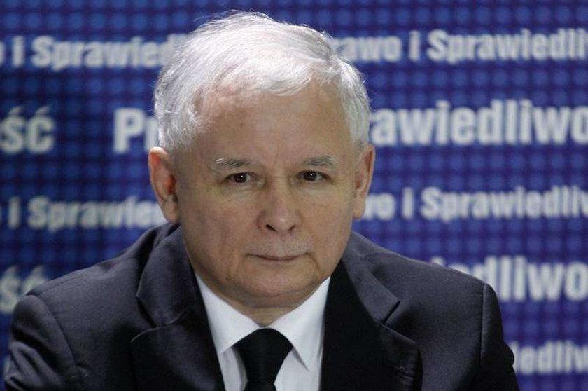 kaczyński o nergalu