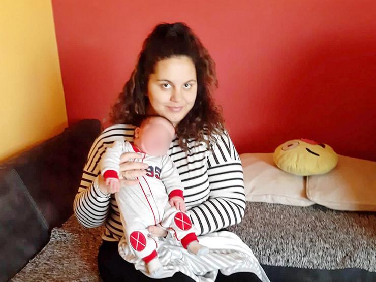 Kristina sa sinom Aleksejem