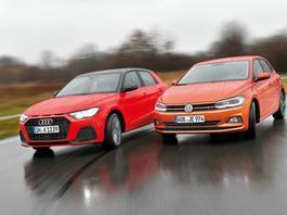 Audi A1 Sportback vs. Volkswagen Polo - pojedynek wysokich lotów