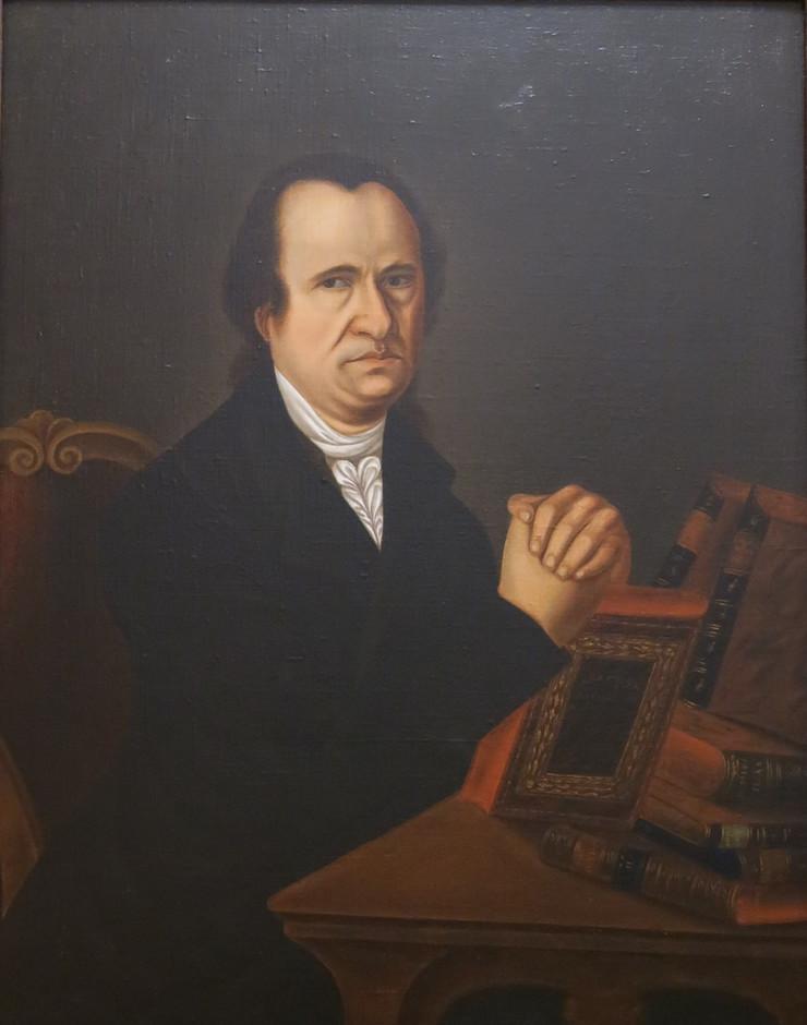 Portret dositeja obradovića