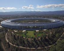 Część załogi Apple'a pracuje już w nowej siedzibie. Wokół budynku toczą się jeszcze ostatnie prace