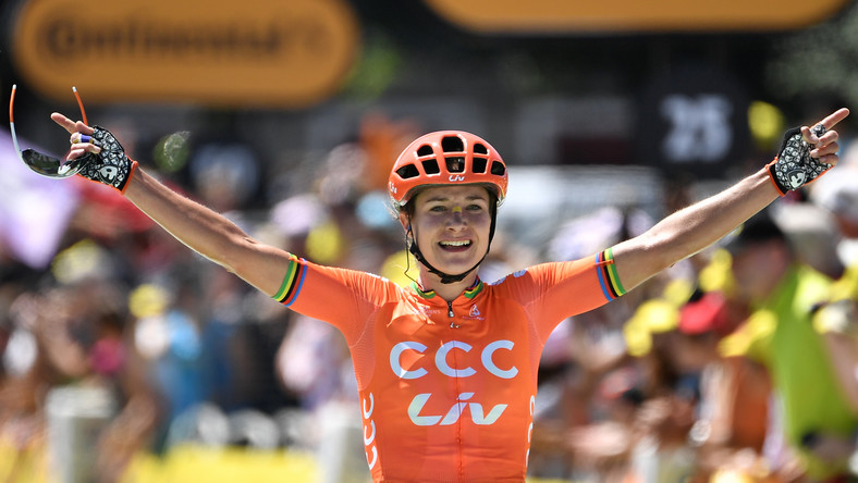 Ladies Tour of Norway 2019: Marianne Vos z CCC Liv najlepsza