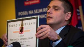 Jest postępowanie dyscyplinarne w sprawie wpisów Kownackiego