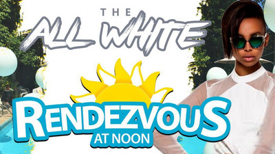 #MakeYourStatement at the biggest all white beach party; Rendezvous With Martell 2020