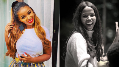 Anerlisa Muigai reveals the promise she made to her family after Tecra's Death
