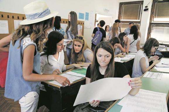 Prijava za prijemne na fakultetima traje do subote