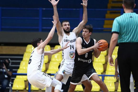 Stefan Birčević i Kluž u FIBA LIGI ŠAMPIONA! Srpski košarkaš ostavio čak i krv na parketu nakon udarca laktom, ali je ukus pobede sladak
