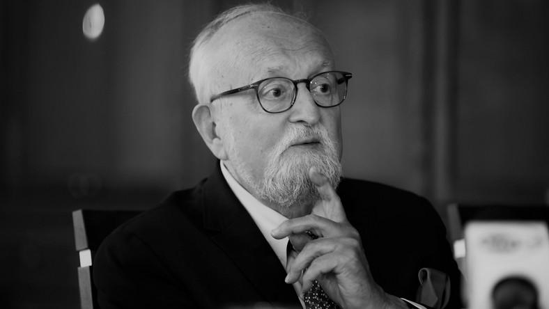 Krzysztof Penderecki nie żyje. Miał 86 lat - Wiadomości