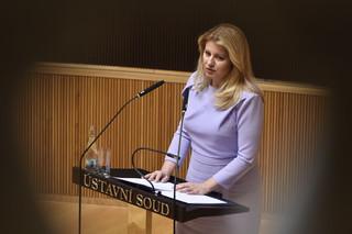 Czaputova: Planowane przez słowacki rząd ogólnokrajowe testy COVID-19 muszą być dobrowolne