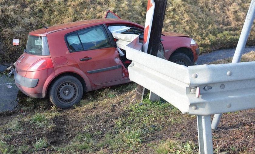 Wypadek w Jedliczu