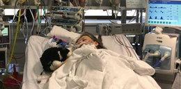 Dziewczynka błagała mamę, by pozwoliła jej umrzeć