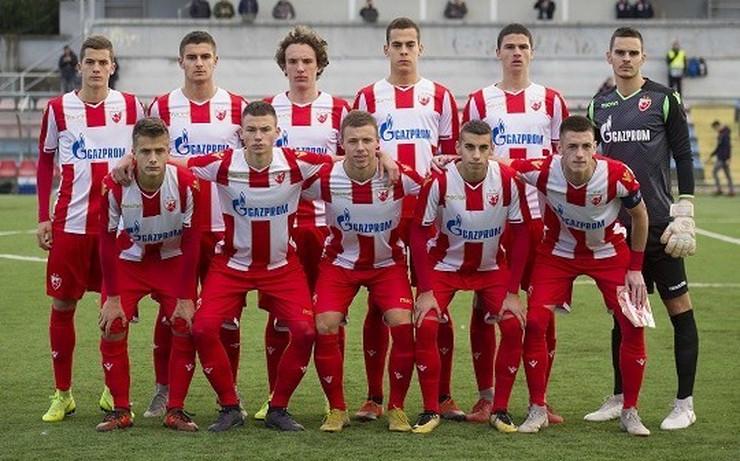 FK Crvena zvezda, omladinci