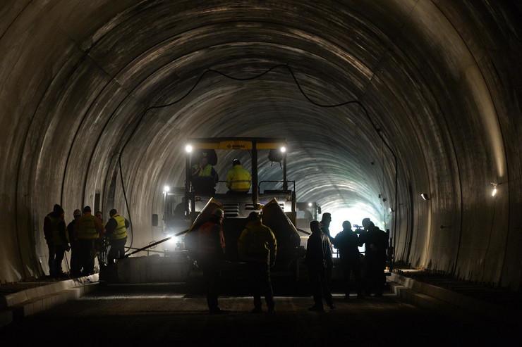 Tunel Predejane