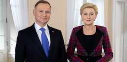 Para prezydencka wspiera WOŚP.  Andrzej i Agata Duda oferują...