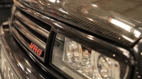 Volkswagen Corrado - 400 KM pod karbonową maską