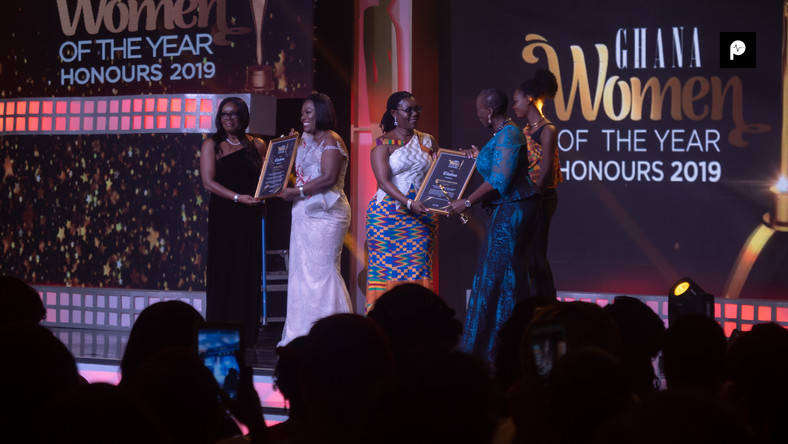 Here are all the winners at the Ghana Women of the Year Honours 2019