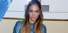 Jennifer Lopez jak anakonda