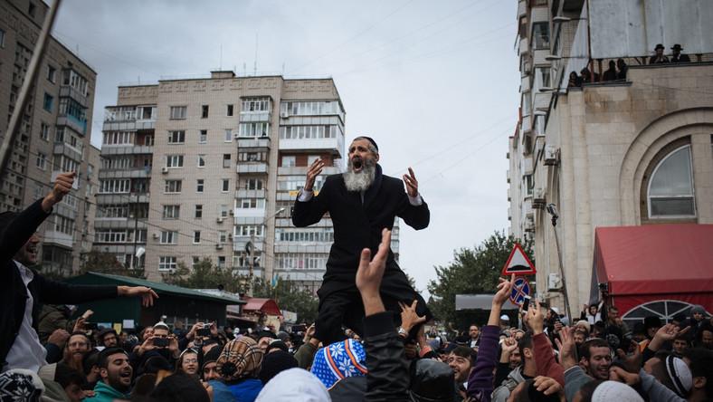 Rabin Nachman z Bracławia został pochowany w Humaniu. Jego grób jest często odwiedzany przez chasydów w całego świata, zwłaszcza w okresie nowego roku żydowskiego...