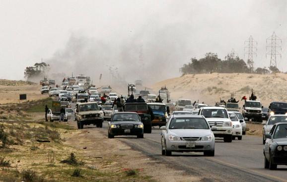 U Libiji vlada opšta konfuzija