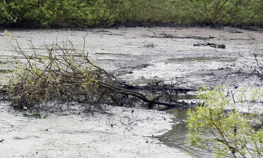 W Krempnej po osuszeniu zalewu znaleziono ciało 43-latka