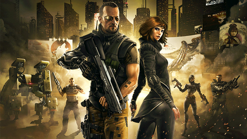 Recenzja Deus Ex: The Fall (PC)
