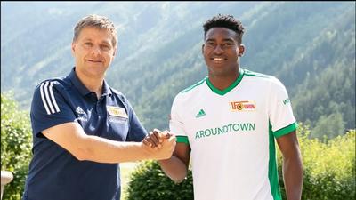 Nigerian forward Taiwo Awoniyi makes permanent Union Berlin return from Liverpool