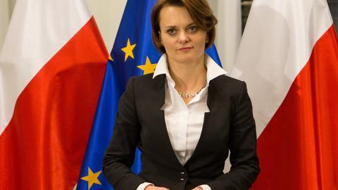 Jadwiga Emilewicz sugeruje, że nadzór nad giełdą obejmie premier
