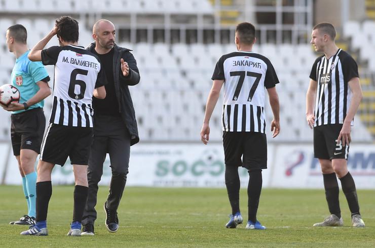 FK Partizan, Spartak