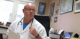 Ojciec Bolusia: Ten lekarz zamiast ratować mi synka, nasłał na mnie...