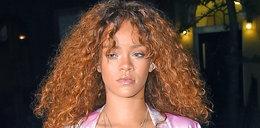 Rihanna pokazała sutki na ulicy!