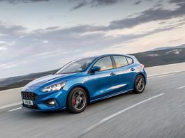 Nowy Ford Focus – dla lubiących prowadzić | TEST