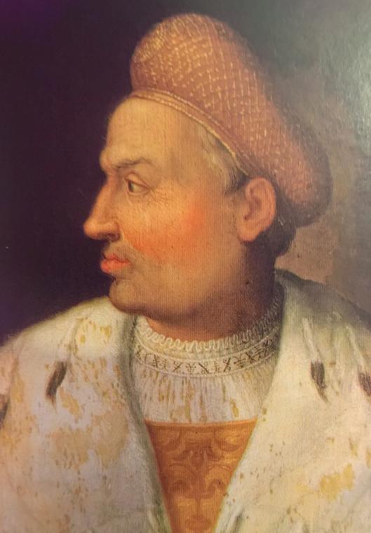 Sigismund den gamle tilhørte ikke den kjekke