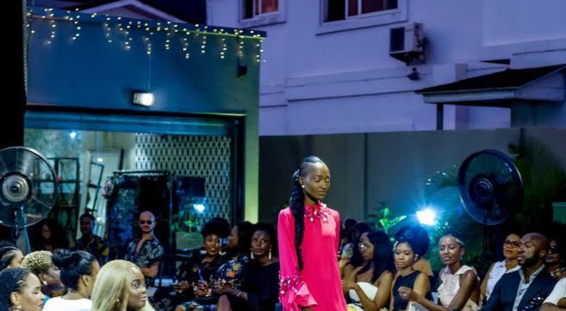 Viva concept store celebrates one year anniversary with a runway show