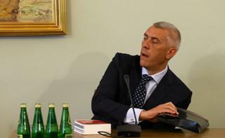Kolejny wniosek o uchylenie immunitetu i zgodę na areszt posła Gawłowskiego