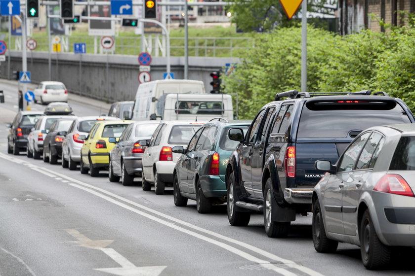 Katowice. Koszty wprowadzenia strefy ograniczonej prędkości wynoszą 500 tys.zł.