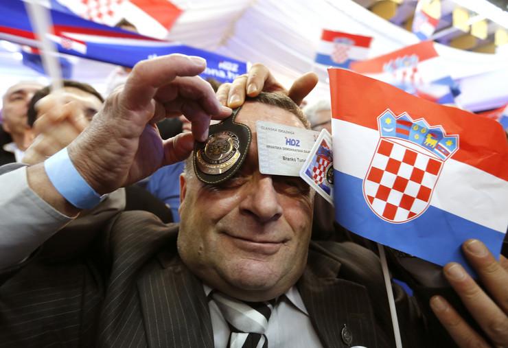 hrvatska HDZ