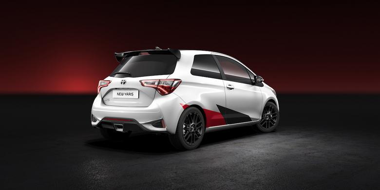 Toyota Yaris o mocy 210 KM
