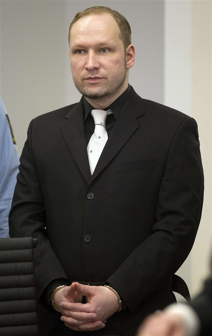 Śmierć Madzi ma związek z Breivikiem, zabójcą z Oslo!