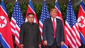 Onet24: historyczne spotkanie Trump - Kim