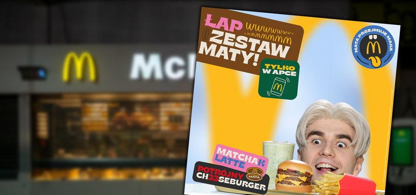 Oczekiwania kontra rzeczywistość. Internauci pokazują, jak wygląda zestaw Maty w McDonald's
