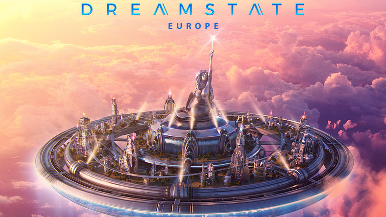 Dreamstate Europe 2019 - plakat