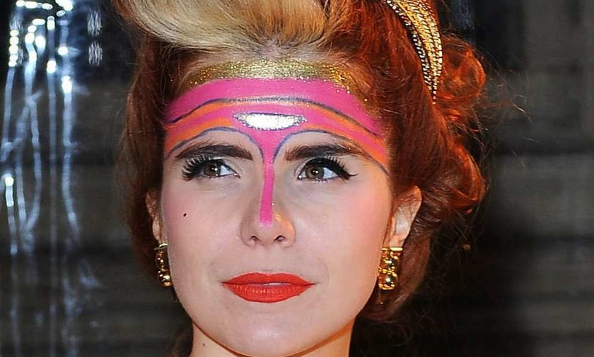 Paloma Faith makijaż