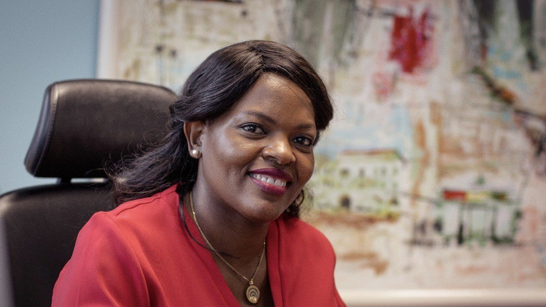 Vodacom loses Yolanda Cuba to MTN, Financial Technology, Financial inclusion, Fintech companies in Nigeria, Telecoms mobile money service, MTN appoints Vodacom Yolanda Cuba