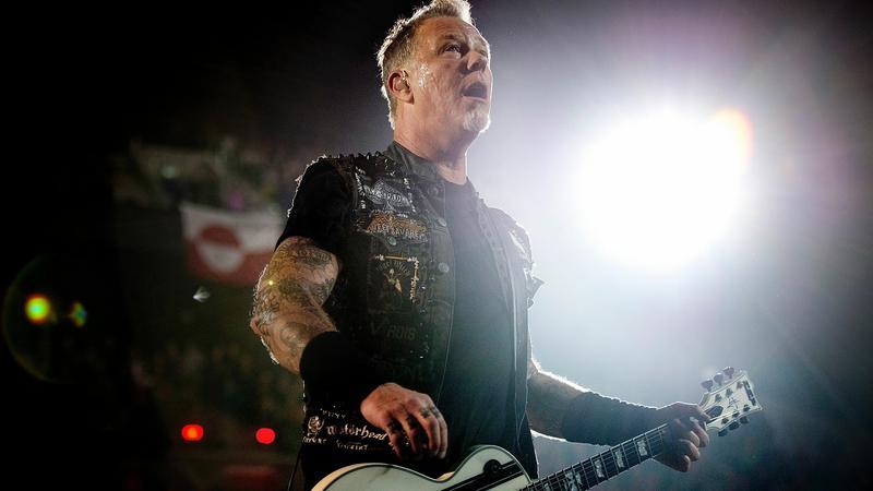 Koncert grupy Metallica w Kopenhadze