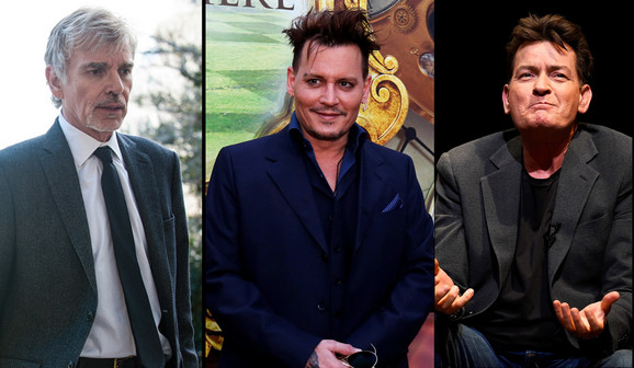 Holivudski loši momci: Bili Bob Torton, Džoni Dep i Čarli Šin