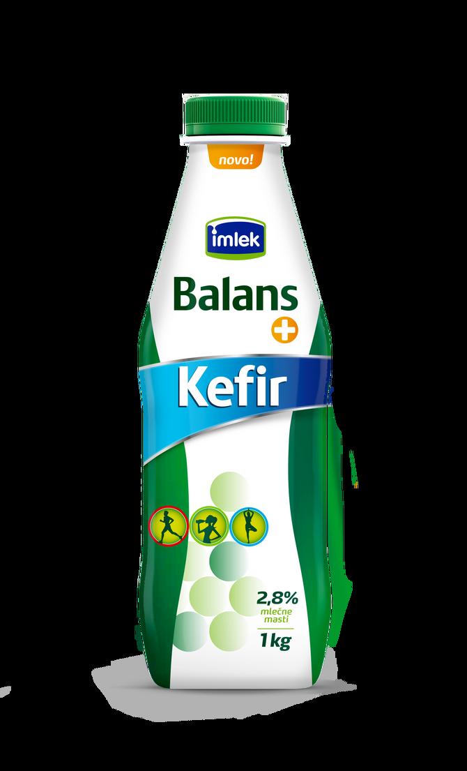 Balans+ kefir