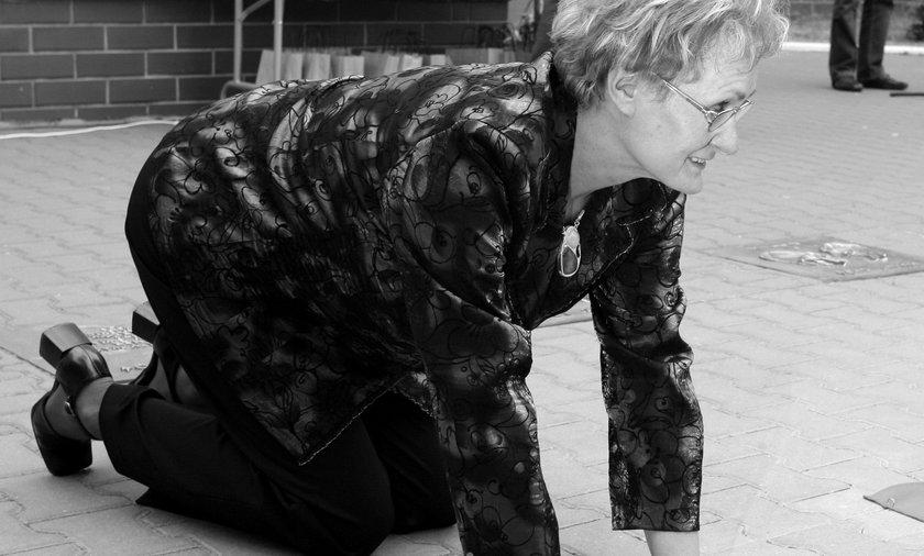 W wieku 71 lat zmarła Halina Aszkiełowicz-Wojno
