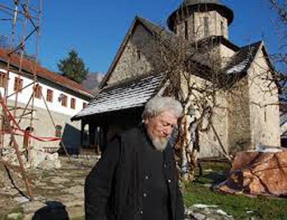 Ostaje u manastiru kao sveštenoslužitelj: Iguman Georgije