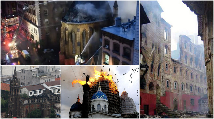 crkve požari kombo